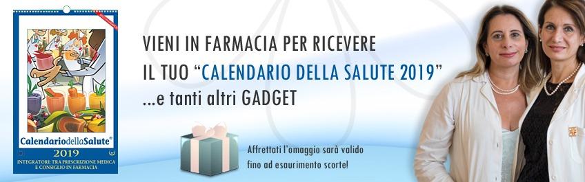 Calendario Della Salute.Calendario Della Salute 2019 Farmacia Marchitello