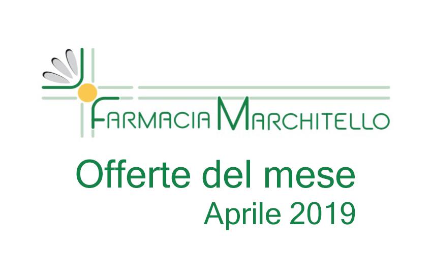 Offerte Aprile 2019