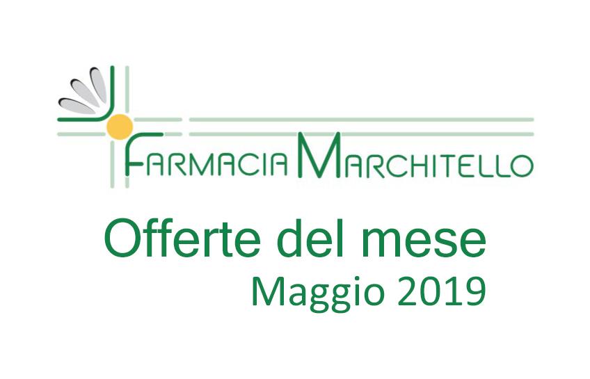Offerte Maggio 2019